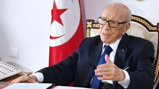 Beji Caid Essebsi: Rais wa Tunisia afariki akiwa na umri wa miaka92